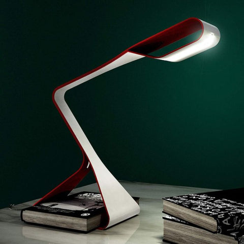 Quirky study lamp in all RAL metal colours