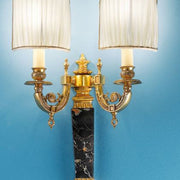 Antique French Gold Wall Light