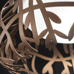 Bronze Maggio pendant by Studio Italia Design