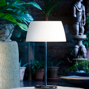 Ginger and Ginger Glass table lamps from Prandina