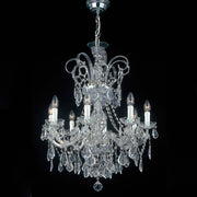 Maria Theresa 8 light Scholer crystal chandelier from Italy