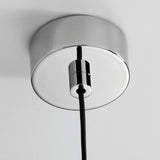 AX20  SP modern chrome pendant light from Axo Light