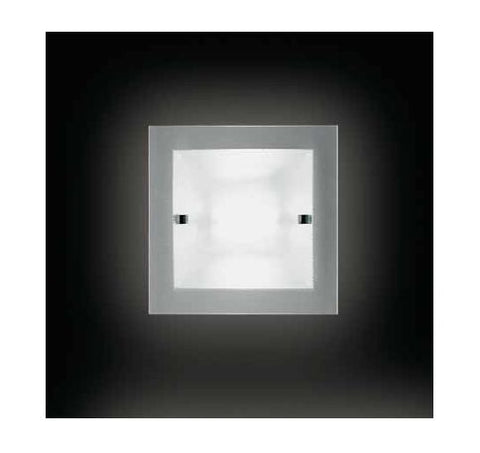 Small Square Wall Light