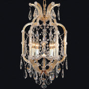 Strass crystal Maria Theresa 5 light chandelier