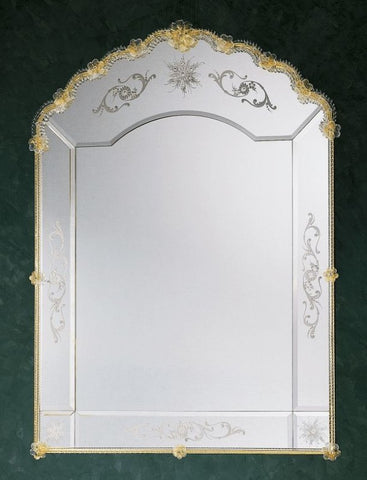 Exquisite 17th Century Venetian Mirror