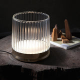 Klint glass Colosseum table lamp