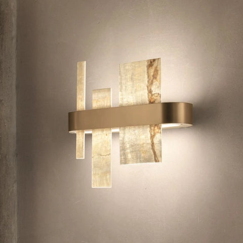Beautiful Geometric Modern Wall Light