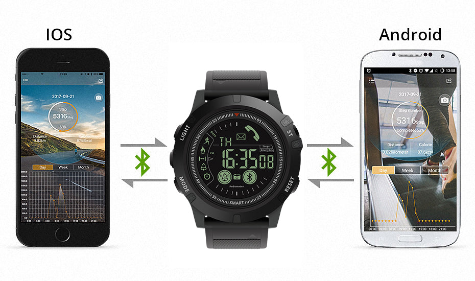 T1 Tact Smartwatch