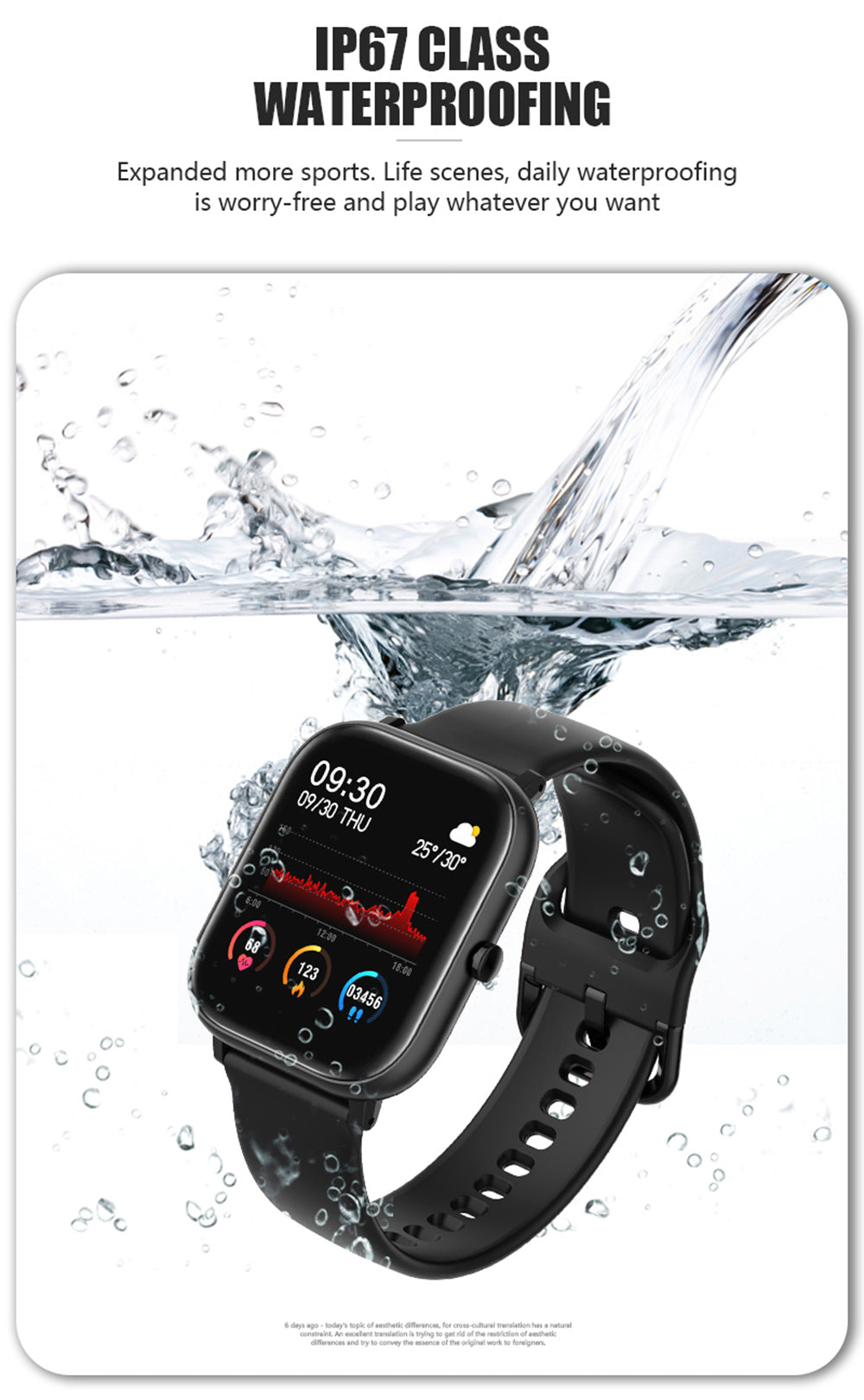 COLMI-P8-SE-Smart-Watch-Men-IP67-Waterproof-Full-Touch-Fitness-Tracker-Heart-Rate-Monitor-Women-GTS-Smartwatch