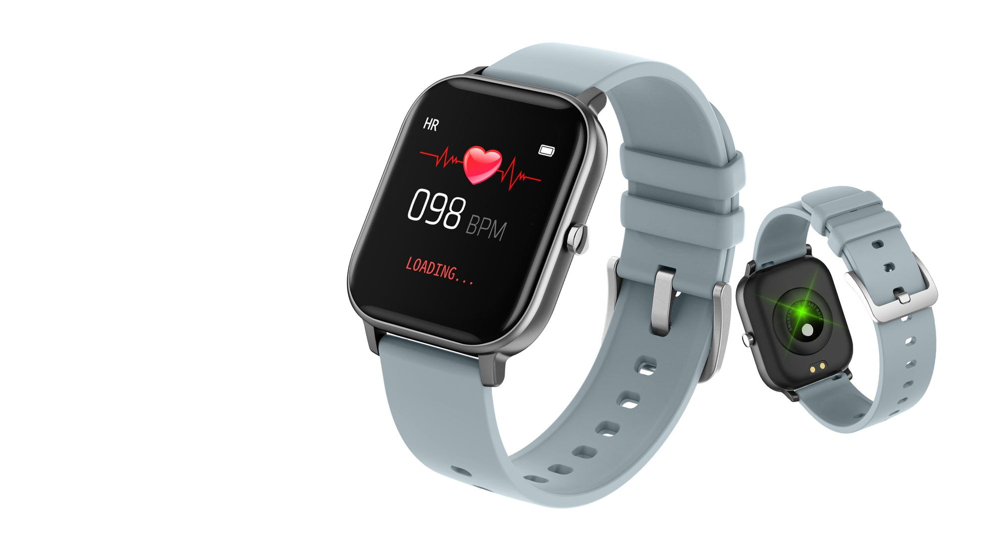 COLMI P8 Pro Smart watch Heart Rate Tracking - PC