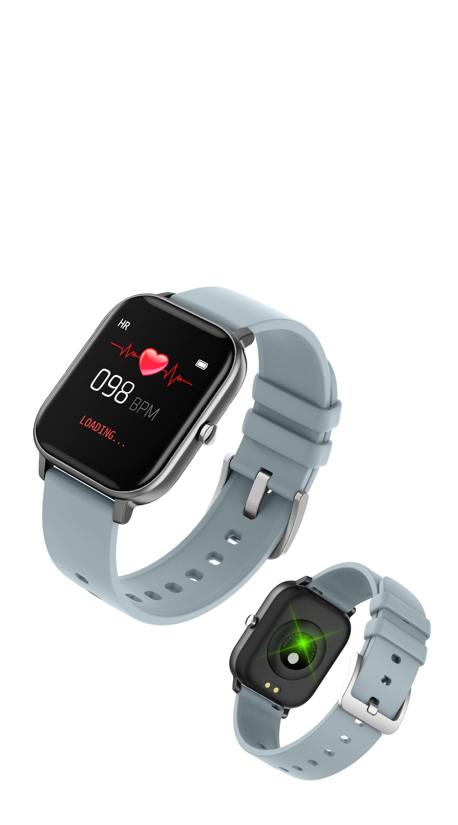 COLMI P8 Pro Smart watch Heart Rate Tracking - mobile