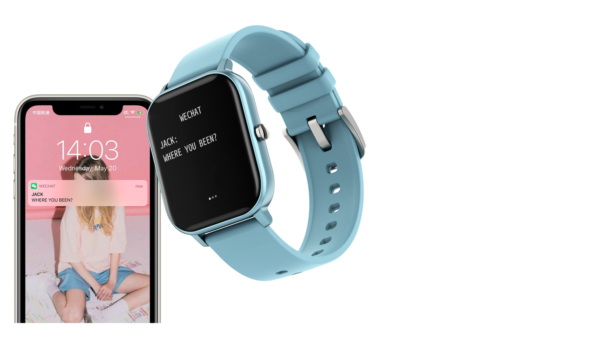 COLMI P8 Pro Smart watch Smart Features - PC