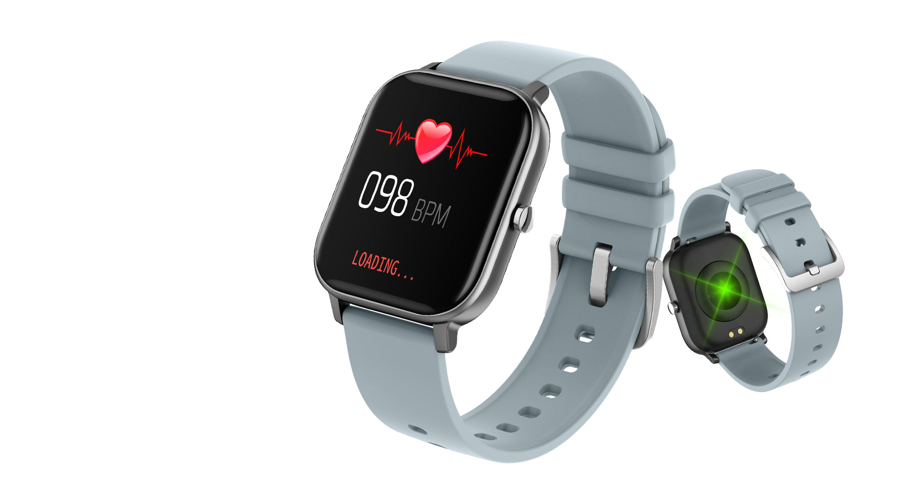 COLMI P8 Smart watch Heart Rate Tracking - PC