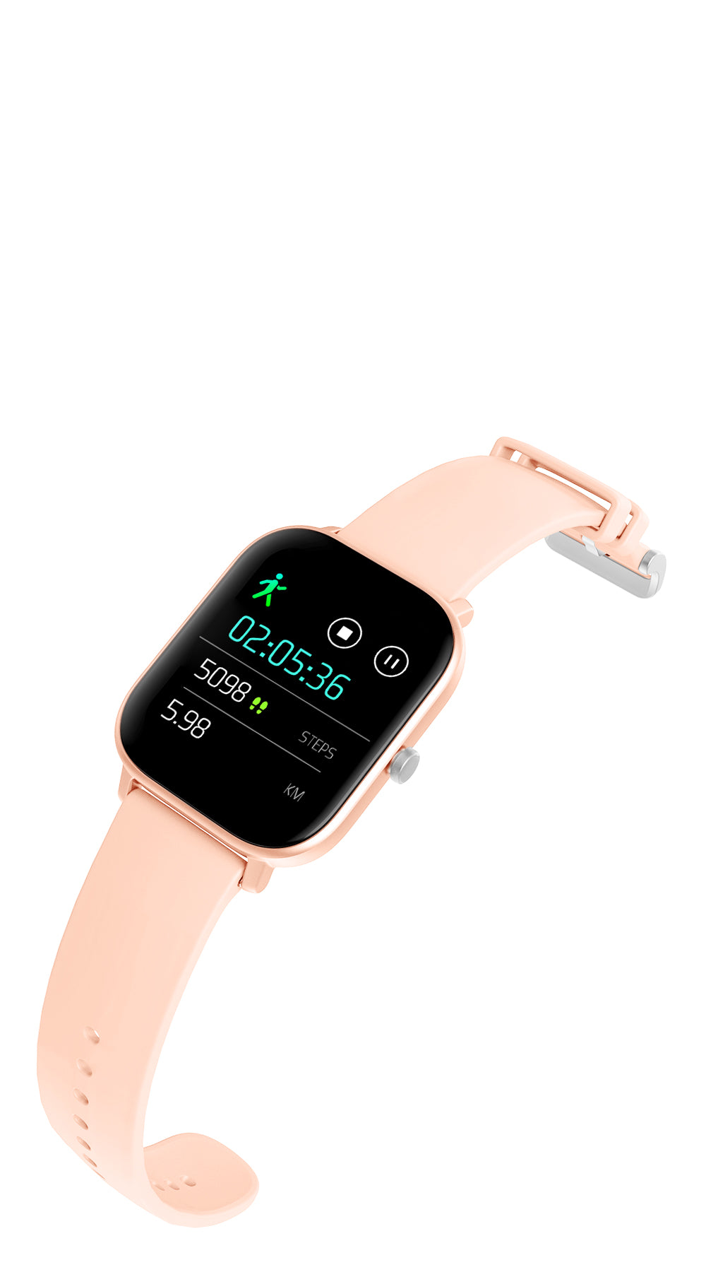 COLMI P8 Smart watch Made for Fitness - mobile