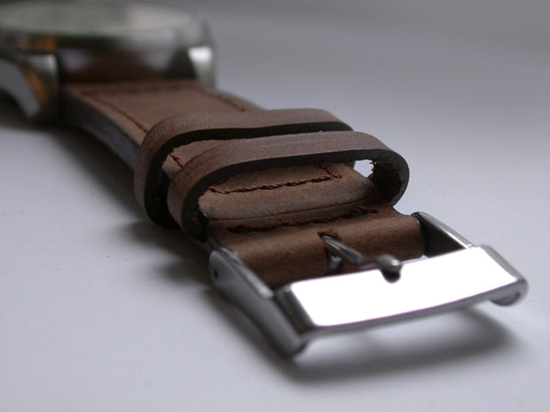 Dandy Leather Strap Brown