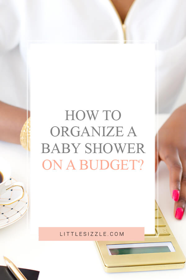 How to Organize a Baby Shower on a Budget?