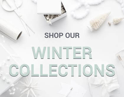 shop our winter baby shower collections