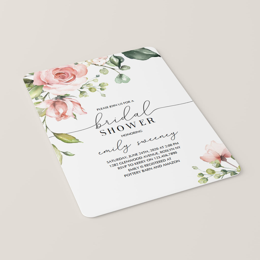 Blush-roses-bridal-shower-invitations-personalized