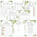 forest wedding shower activity package printables by LittleSizzle