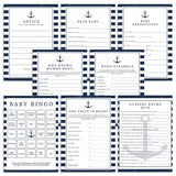 Printable Baby Shower Games for Boys