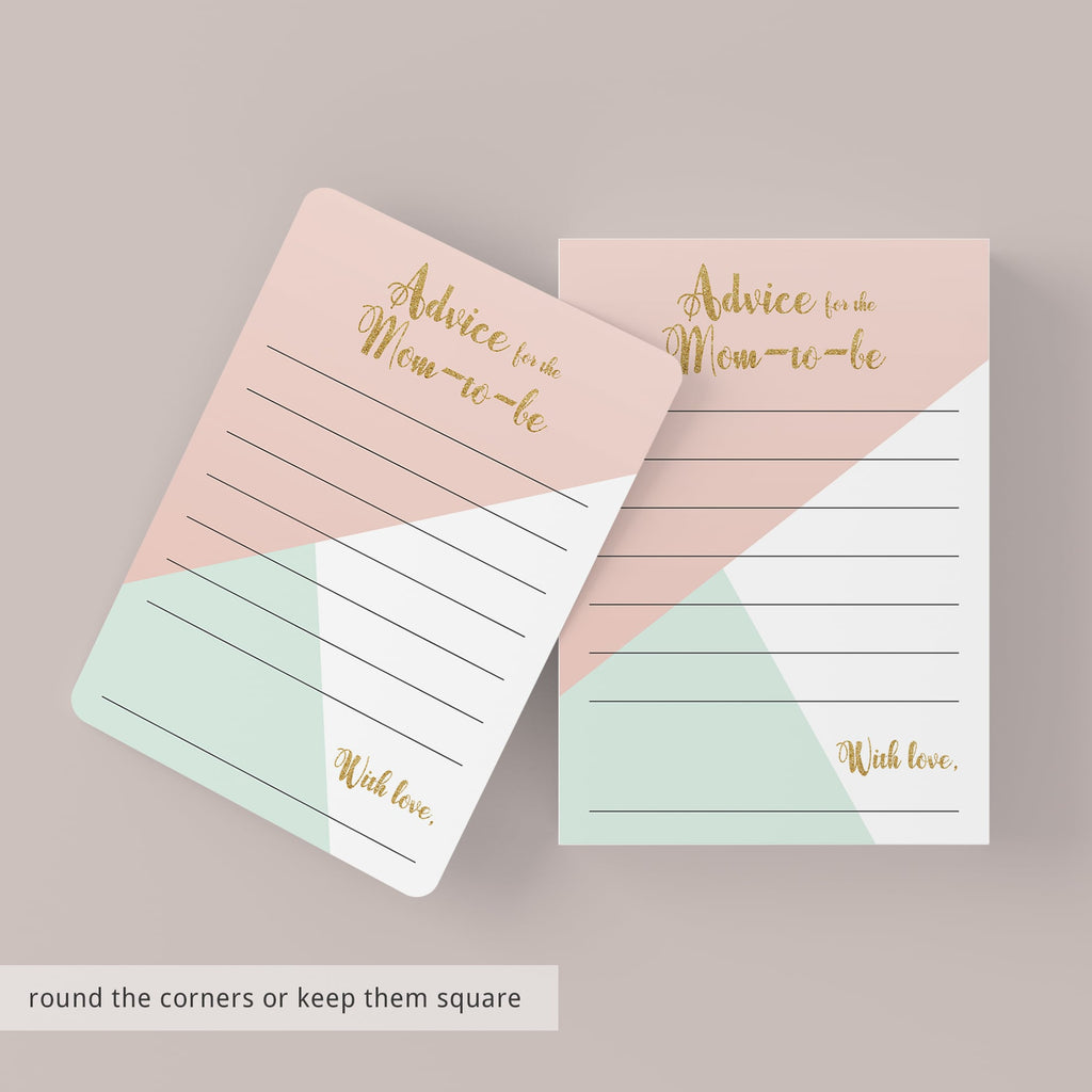 Gold baby shower games that are meaningful for the mom to be by LittleSizzle