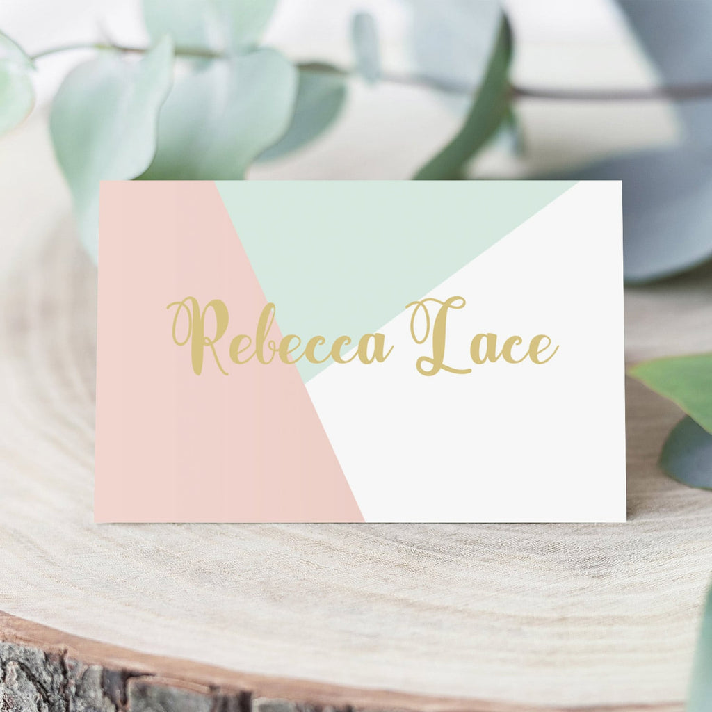 Tent Editable pdf DIY Printable Decorations Wedding Name Cards Templett Dusty Pink Place Cards Printable INSTANT DOWNLOAD INSW014