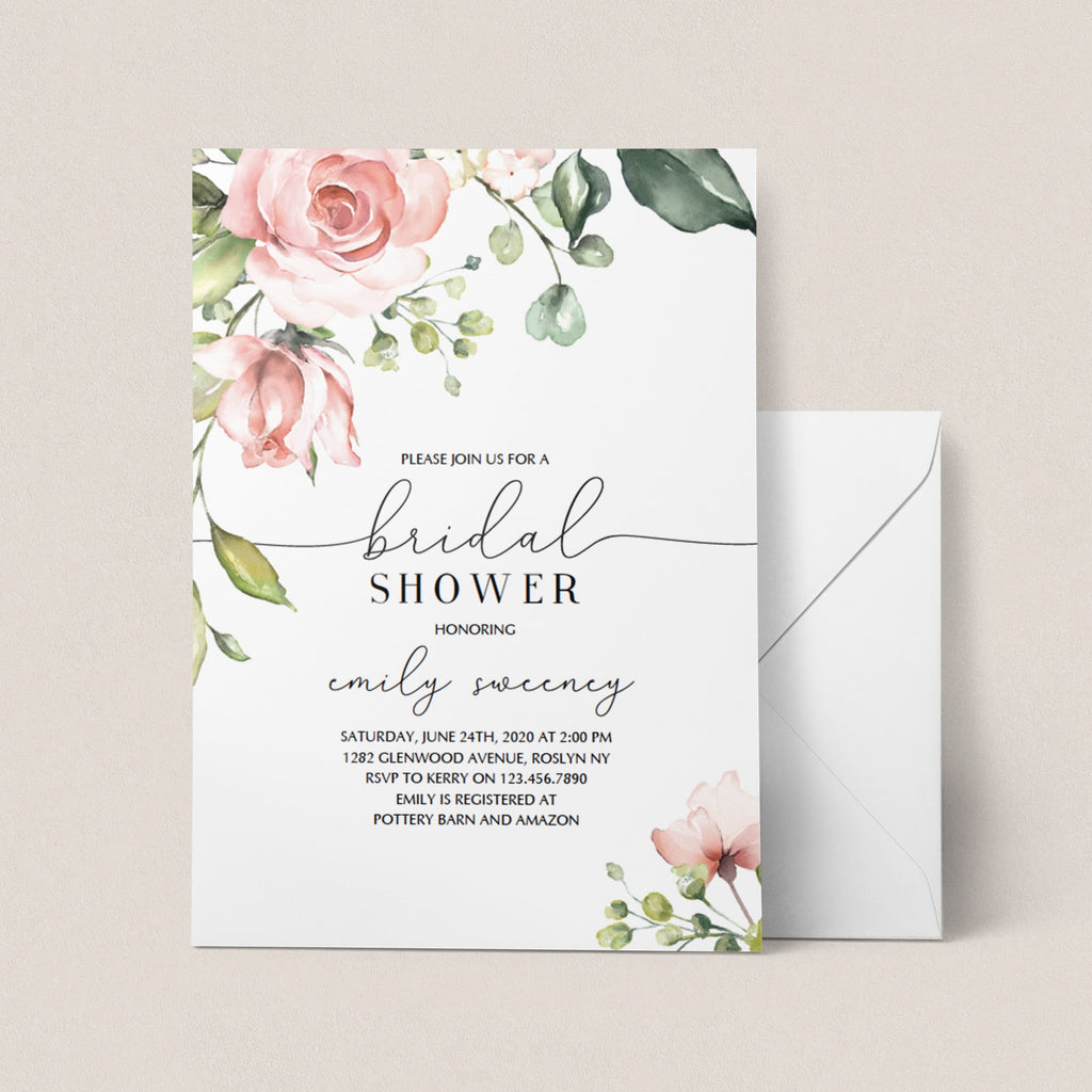Pink-flowers-bridal-shower-invite-editable-template-PDF