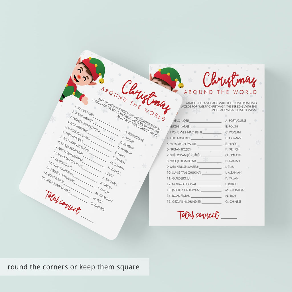 Fun Holiday Party Games Pack Download