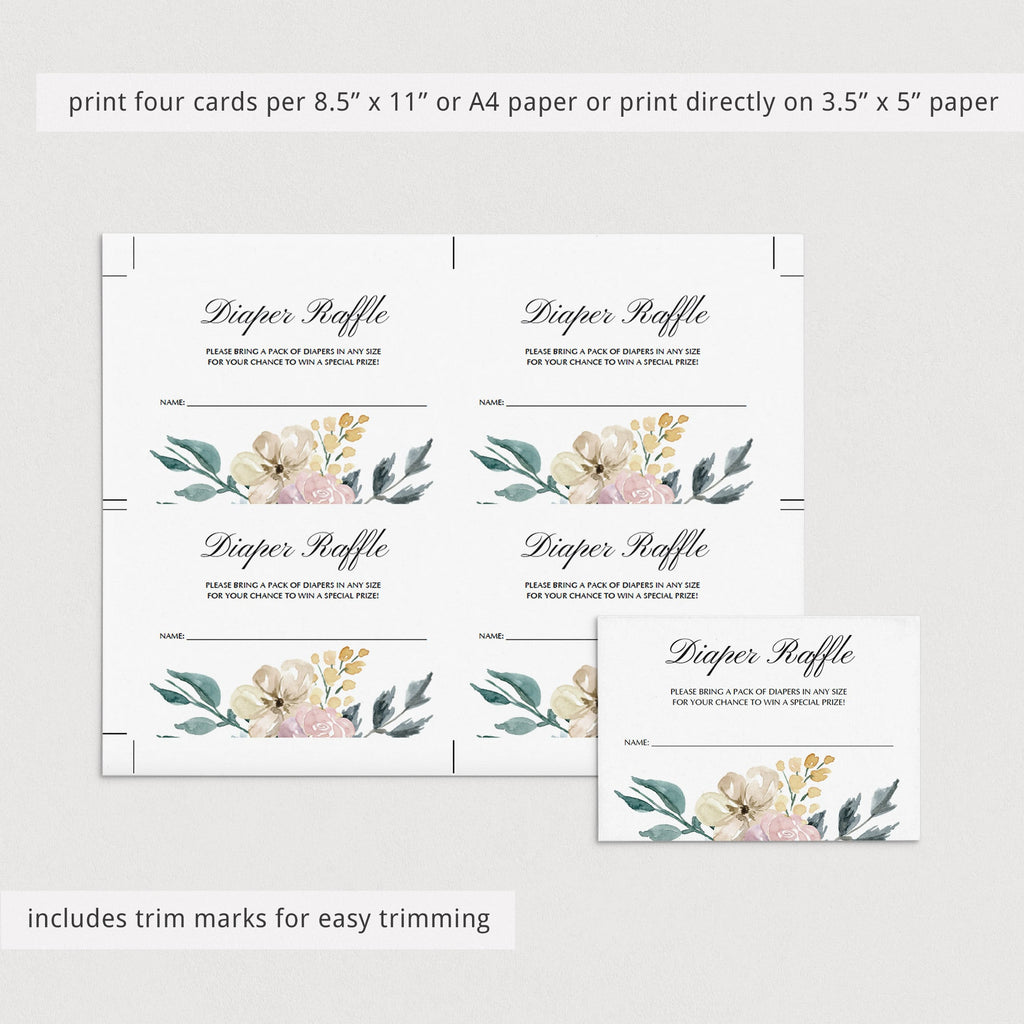 Whimsical Baby Shower Invitation Kit Templates