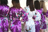 Bridesmaid Robes, 17 Colors
