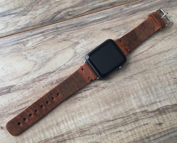 Apple iWatch Leather band