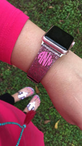 Apple iWatch Monogram Decal