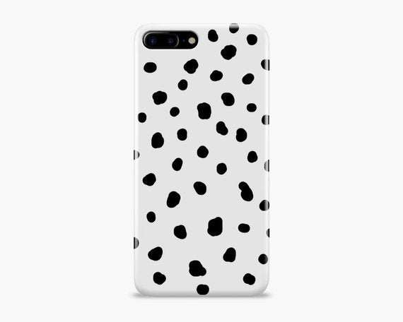Dainty Dalmatian iPhone Case