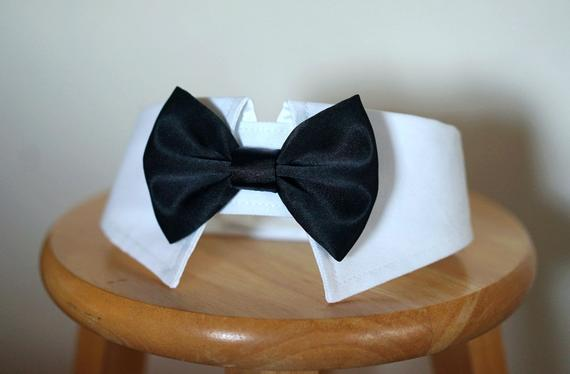 Dog Bow Tie Collar