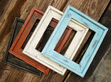 Farmhouse Rustic Picture Frame