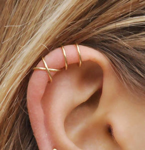 Set of 2 Ear Cuffs