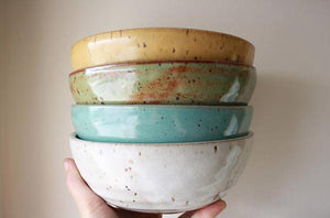 Made to Order Bowls