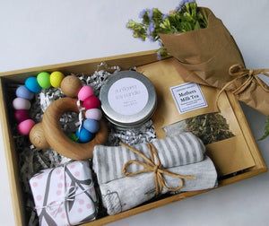 Mum and Baby Gift Set Box