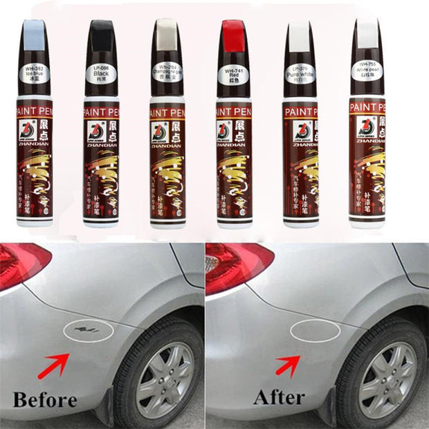 Auto Car Coat Paint Pen Retouch Pen Scratch Transparent