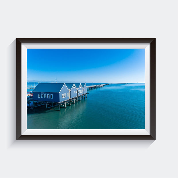 Busselton Jetty, Western Australia, Wall Art, Canvas Prints, Geographe Bay | AM Photo Co