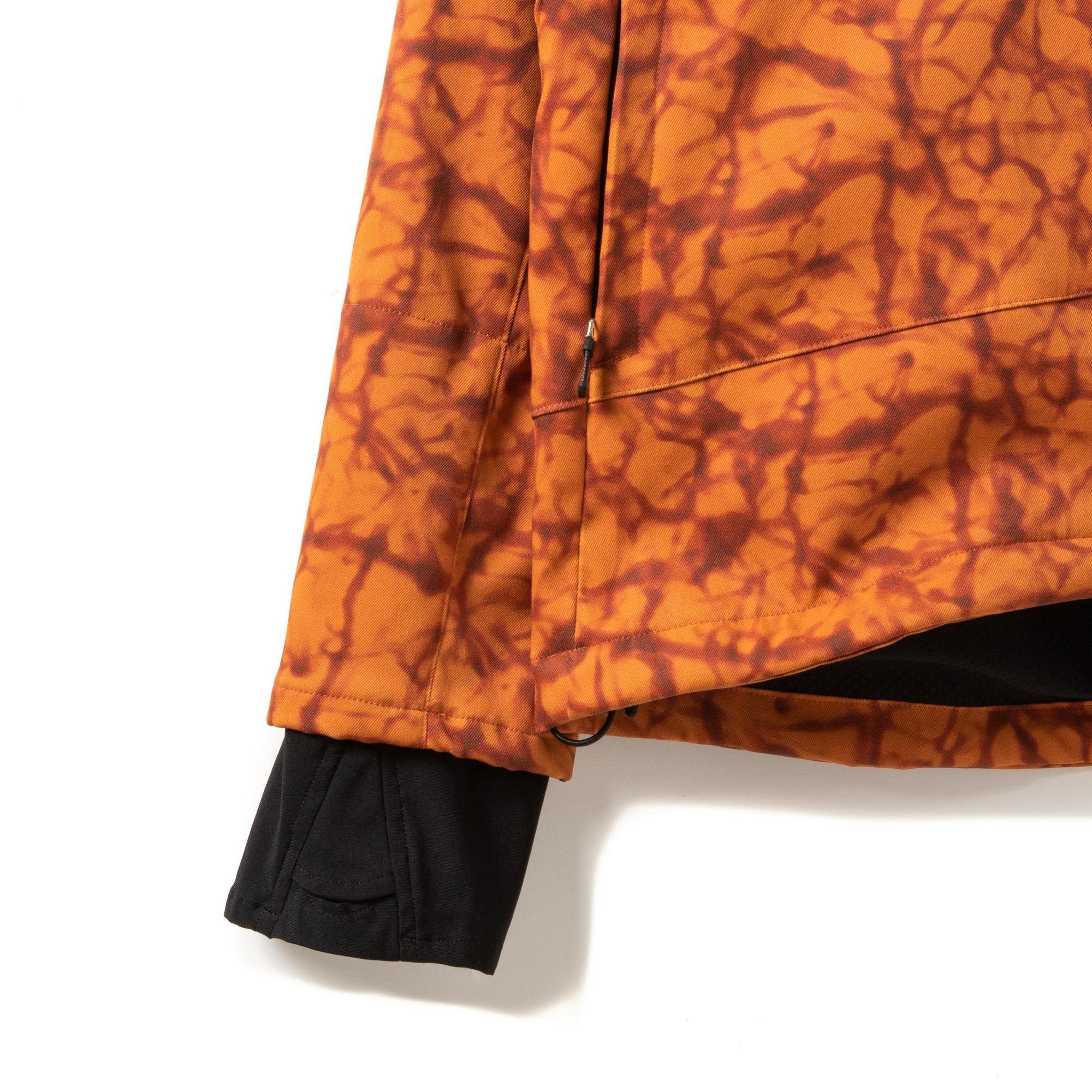 Printed Active Parka