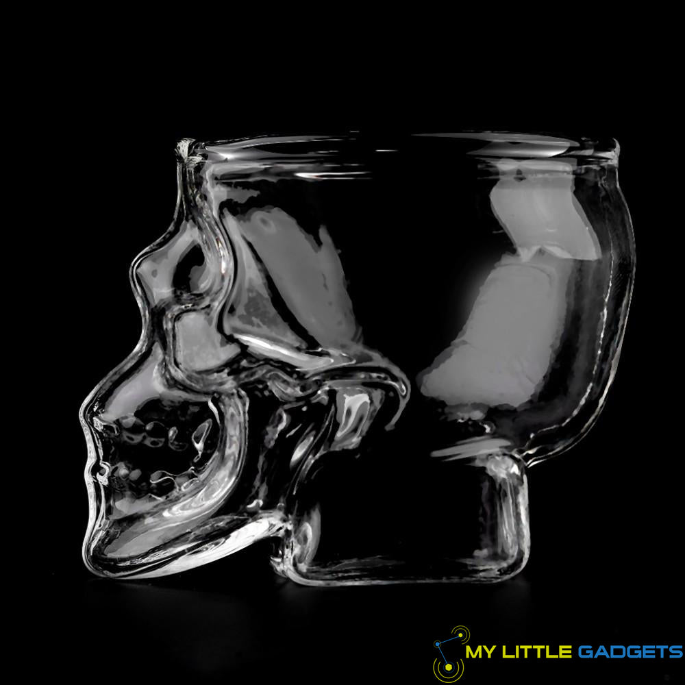 2017 Popular MiniMini Skull Head Shaped mini Shot Glass Cup Whisky Wine Whiskey Bar & Party Cup