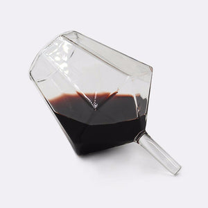 Water Floating Wine Glass