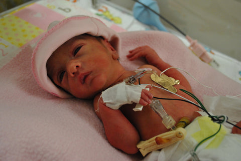 IUGR Preemie with a Failure to Thrive Diagnosis