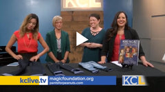Children's Growth Awareness Week Segment with The MAGIC Foundation