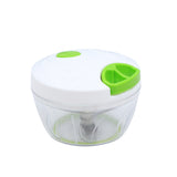 500ML Food Chopper Shredder Dicer, Puree For Herbs Garlic Vegetable Fruit and Nuts