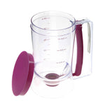 Cupcake Pancake Batter Muffin Mix Dispenser Jug