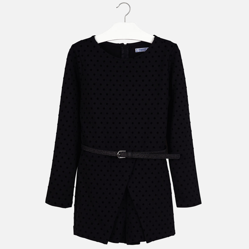Mayoral Polka Dot Romper