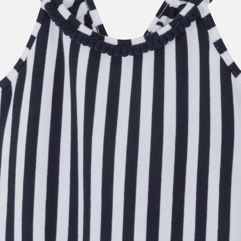 Mayoral Stripes Jumpsuit