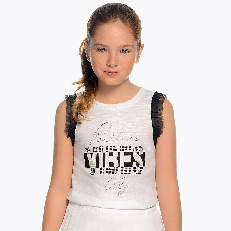 Mayoral Vibes Tank Top